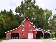 B&B Inns for Sale with a Barn