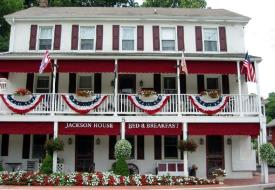 Jackson House Bed and Breakfast: Jackson House Bed and Breakfast
