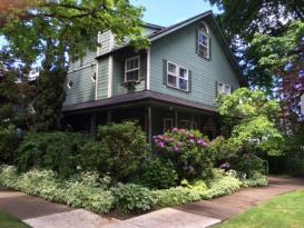 The Oval Door Bed And Breakfast Inn Eugene Or Inn For Sale