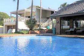 Whalesong Guest House: Pool/Lapa/Front Yard