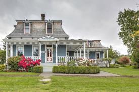 The Lovejoy Inn Whidbey Island Washington Coupeville