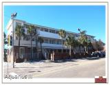 Aquarius III & IV–Two Motels For Sale-Myrtle Beach
