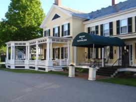 The Inn at Montpelier: A Historic Landmark