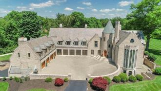 13+ Acre Estate on Riverside Drive