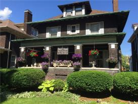 The Butler House Bed and Breakfast:
