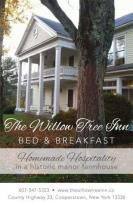 The Willow Tree Inn: Front of house and Ad