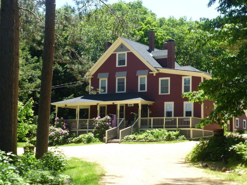 The Bartlett Inn - Bartlett, NH Inn for Sale