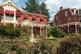 Premier Gettysburg Bed & Breakfast: The Brickhouse Inn