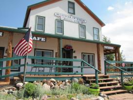 Historic Mountain View Hotel & Cafe: