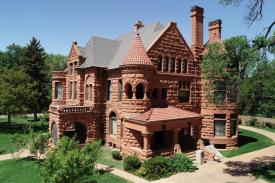 Orman Adams Mansion | Real Estate Auction: