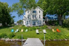 Pressey House  Lakeside Bed & Breakfast: