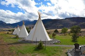 Dreamcatcher Tipi Hotel - IN CONTRACT: