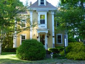 Bluefish Bed & Breakfast: Front of Inn