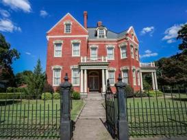 Auction June 15-17– Historic Home Petersburg, VA:
