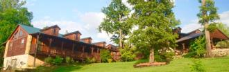 Turn-Key Lodge in the Smoky Mountain Foothills