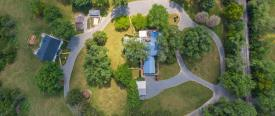 The Inn @Westshire Farms: Aerial View