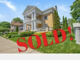 SOLD! Cartier Mansion